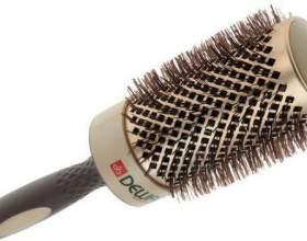 Гребінець брашінг - вирівнюйте волосся із задоволенням фото