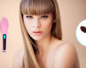 Гребінець fast hair: ідеально гладке волосся - це так просто! фото