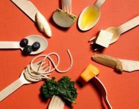 Роздільне харчування: меню на тиждень фото