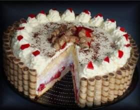Рецепт крему для прикраси торта: 7 різних варіантів фото