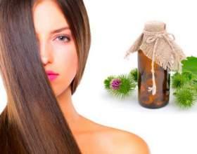 Реп`яхову олію для волосся - те, що доктор прописав! фото