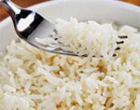 Рисова дієта. Меню рисової дієти. Сувора рисова дієта. М`яка рисова дієта фото