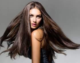Розкішне колорирование на темне волосся фото