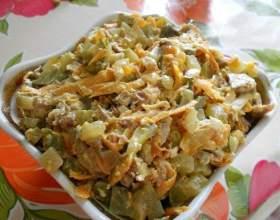 Салат обжорка з яловичиною: особливості приготування. Традиційний рецепт салату обжорка з яловичиною фото
