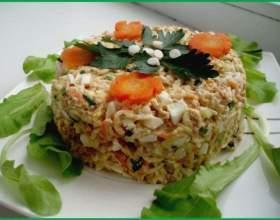Салат з печінкою тріски: кращі рецепти. Як приготувати салат з печінкою тріски і авокадо? фото