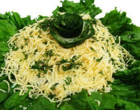 Салат з вареною ковбасою: рецепти. Просто і смачно на кожен день! фото