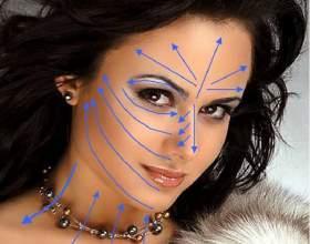 Самомасаж особи. Способи, переваги, результати. Як правильно робити масаж обличчя? фото