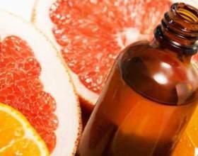 Догляд за волоссям із застосуванням масла грейпфрута фото