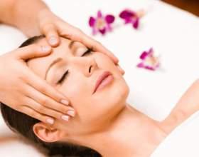 Секрет омолодження обличчя за допомогою точкового масажу фото