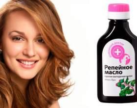 Секрети використання реп`яхової олії проти випадіння волосся фото
