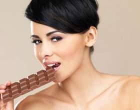 Шоколадна дієта для схуднення фото