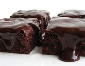 Шоколадне печиво - рецепти випічки з шоколадом фото