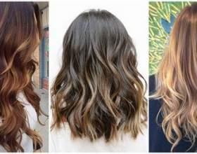 Сяючі волосся завдяки фарбуванню бейбілайтс (babylights) фото