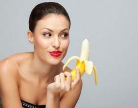 Скільки калорій в 1 банані: сушений, свіжий, приготований фото