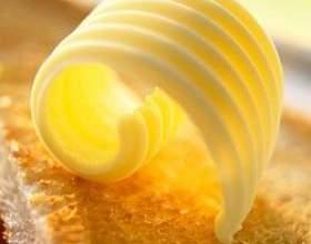 Вершкове масло: користь і шкода фото