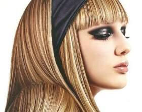 Способи мелірування волосся в домашніх умовах фото