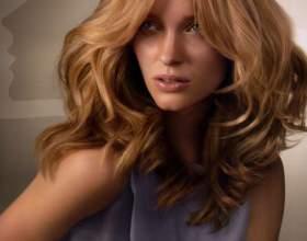 Середньо-русявий колір волосся (фото) фото