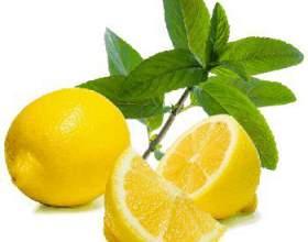 Засоби від прищів на основі лимона фото