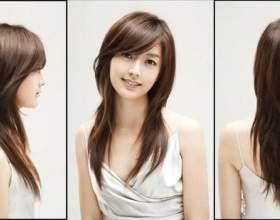 Стрижка для овального особи: вибираємо відповідну зачіску для різної довжини волосся фото