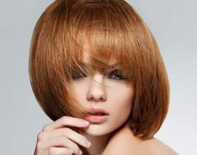 Стрижка каре на середні волосся фото