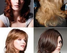Стрижка рапсодія. Особливості укладання на довгі і короткі волосся фото