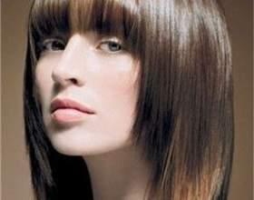 Стрижки жіночі на середні волосся фото