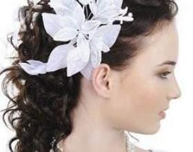 Весільні зачіски на довге волосся: найстильніші і прості варіанти для весілля фото