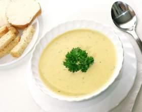 Сирний крем суп: рецепт. Як приготувати сирний крем-суп? фото