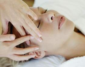 Техніка масажу обличчя фото