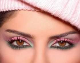 Тіні під колір очей фото