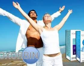 Toxorbin - універсальний засіб для очищення організму фото