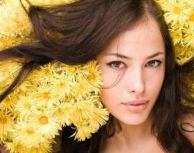 Трав`яні маски для волосся фото