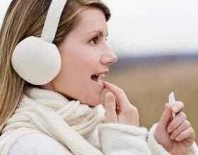 Догляд за губами взимку фото