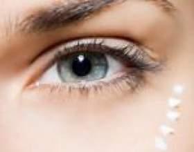 Догляд за шкірою навколо очей, проблеми шкіри навколо очей і їх рішення, маски для шкіри навколо очей фото