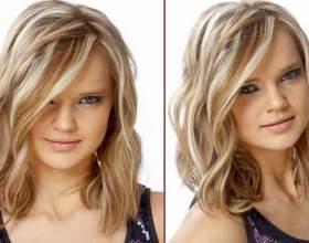 Укладання для середньої довжини волосся. Засоби для укладання волосся: як вибрати? фото