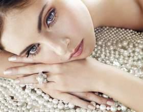 Прикраси з перлів фото