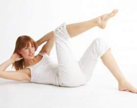 Вправи після пологів. Варіанти для схуднення і зміцнення м`язів живота фото