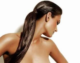 Зволоження волосся в домашніх умовах фото