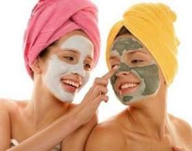 Зволожуючі маски для сухої плямистої шкіри обличчя фото