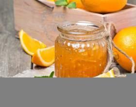 Варення з апельсинів: рецепти фото
