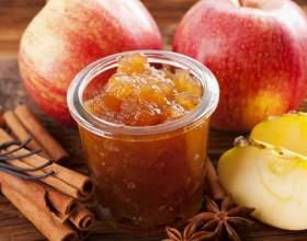 Варення з яблук - рецепти і правила приготування фото