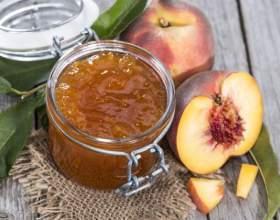 Варення з персиків: кращі рецепти фото
