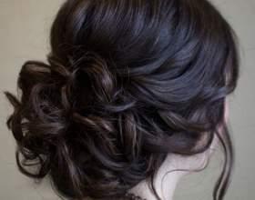 Вечірні зачіски на середнє волосся своїми руками: майстер-клас і поради стилістів фото