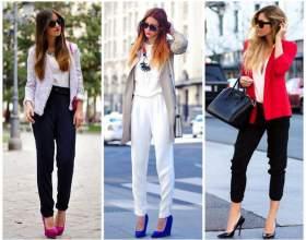 Весняний тренд: 18 стильних способів носити брюки фото
