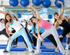 Види фітнес тренувань фото