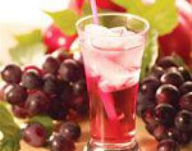 Виноградний сік, його склад і властивості фото