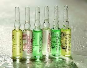 Вітамін в для волосся в ампулах: застосування, відгуки фото