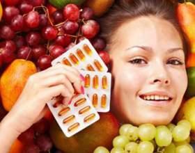 Вітаміни для зміцнення волосся і нігтів фото