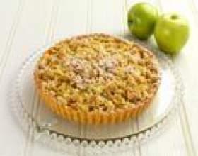 Смачний яблучний пиріг: рецепти фото