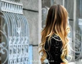 Чарівна техніка омбре - твоє стильне фарбування волосся фото